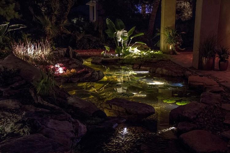 освещение в ландшафтном дизайне17