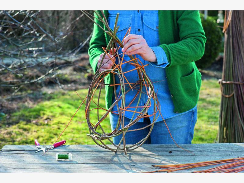 плетем корзины из ивы 5
